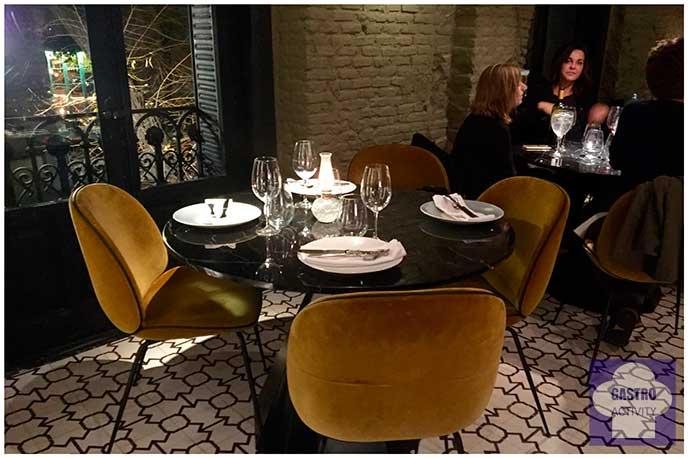 Restaurante random y su an nimo club gastroactivity - Random restaurante madrid ...