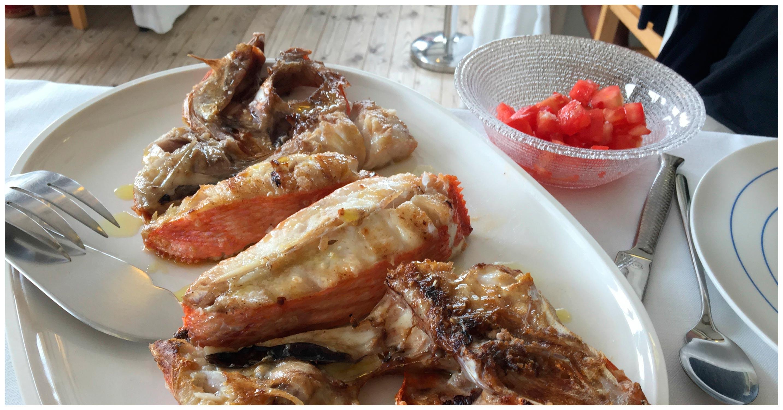 Restaurante g eyu mar la mejor parrilla de pescado - Parrillas para pescado ...